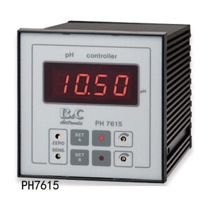 PH7615匹磁ph计