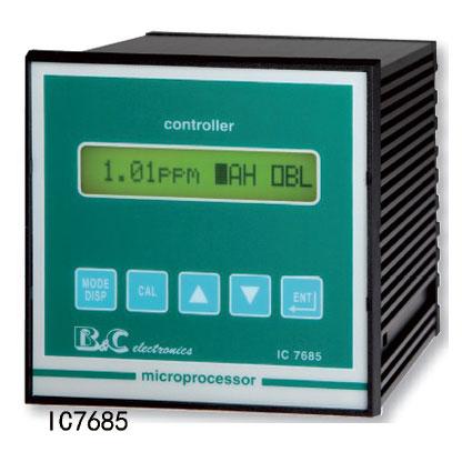 <b>IC7685产品规格及操作说明_供应意大利B&C匹磁离子浓度计IC7685</b>