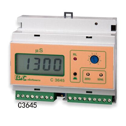 C3645电导率仪产品规格及技术参数_供应意大利B&C匹磁电导率C3645