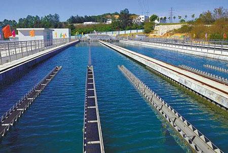 城市污水处理亚硝胺类消毒副产物散布及臭氧化特性